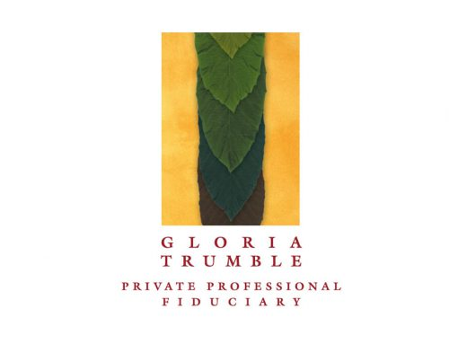 Gloria Trumble, Fiduciary