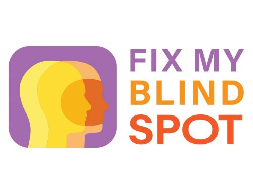 Fix My Blind Spot app logo